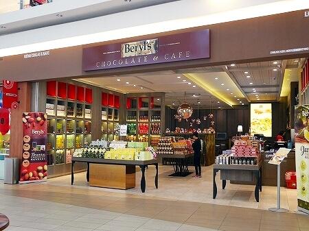 三井アウトレットパーク クアラルンプール国際空港 セパン KLIA2 行き方 お店 ショップ beryl's ベリーズ チョコ