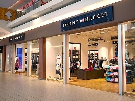 三井アウトレットパーク クアラルンプール国際空港 セパン KLIA2 行き方 お店 ショップ トミーヒルフィガー