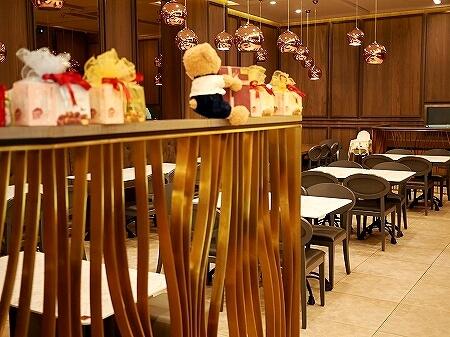 三井アウトレットパーク クアラルンプール国際空港 セパン KLIA2 行き方 お店 ショップ beryl's ベリーズ チョコ カフェ