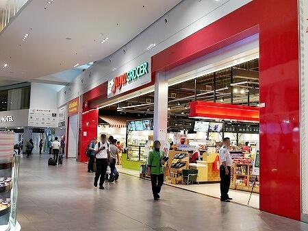クアラルンプール空港(KLIA2)エアアジア 入国 乗り継ぎ スーパー