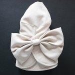 GOODAY ツバ広女優帽 ロフト SHF サンハーティネス香産 折りたたみ UVカット リボン