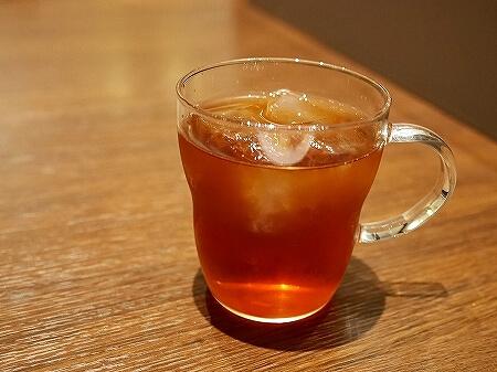 KANDY スリランカカレー ランチ 日本橋 紅茶 アイスティー