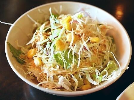 おすすめ スリランカ料理 レストラン スパイシービストロ タップロボーン spicy bistro Taprobane ランチ サラダ