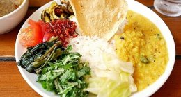 【日本】「タンブリン カレー&バー」日本人シェフらしい洗練されたスリランカカレーがとっても美味!プリンも絶品♡(北千住)