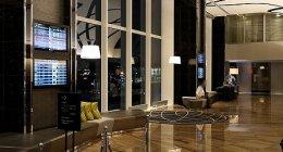 羽田国際空港「ザ ロイヤルパークホテル 東京羽田」に宿泊!出発階にあるので、ぎりぎりまで寝られる!早朝便でも体調完璧♪