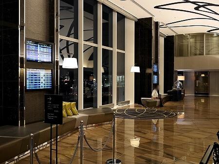 羽田空港 国際線ターミナル ザ ロイヤルパークホテル 東京羽田 フロント