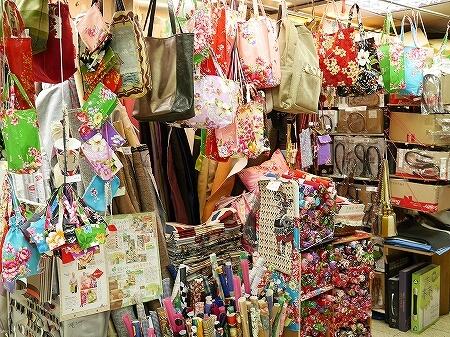 台湾 台北 迪化街 ディーホアジエ てきかがい 永楽市場 布市場 右翔進口傢飾布  右翔布行 お土産