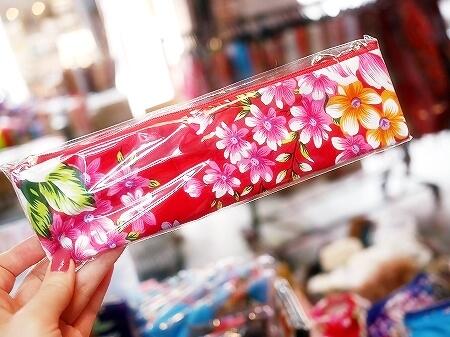 台湾 台北 星通有限公司 星通傢飾布 窗簾・傢飾布 迪化街 ディーホアジエ てきかがい 花布 ペンケース