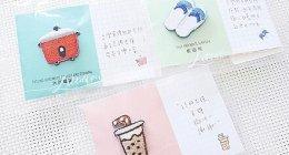台北桃園空港(T1)で刺繍ワッペンを買えるお土産屋さんを発見♪(ピン)