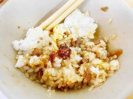 台北 天天利美食坊 西門 滷肉飯加煎蛋 ルーローファン 目玉焼き