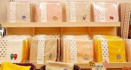 新商品発見!台北のかわいい雑貨屋さん「雲彩軒」の台湾モチーフ刺繍付きタオルハンカチ♡さりげなさがイイ!