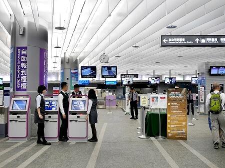 台北駅 インタウンチェックインの方法 市内チェックイン 荷物預け