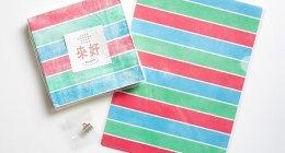 新商品発見!台北のかわいい雑貨屋さん「来好 LAI HAO」の網カゴバッグ柄の雑貨がかわいすぎる♡