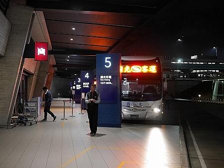 桃園空港 第1ターミナル リムジンバス乗り場 国光客運 國光客運 1819