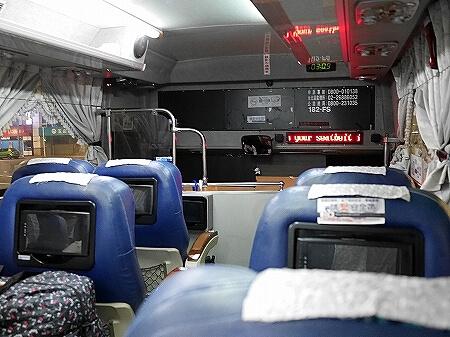 桃園空港 第1ターミナル リムジンバス 車内 国光客運 國光客運 1819