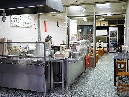 台湾 台北 珠記大橋頭油飯 おこわ 目玉焼き 店舗