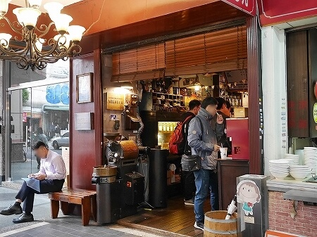 台湾 台北 Wilbeck Cafe 人気 カフェ 威爾貝克咖啡信陽店