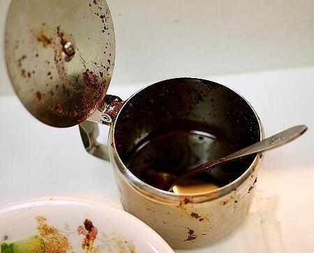 台湾 台北 龍門美景川味 担々乾麺 汁なし担々麺 ラー油