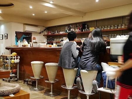 台湾 台北 猫カフェ ネコ 極簡cafe 極簡咖啡 店内