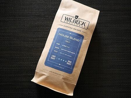台湾 台北 Wilbeck Cafe 人気 カフェ 威爾貝克咖啡信陽店 ハウスブレンド コーヒー豆 お土産