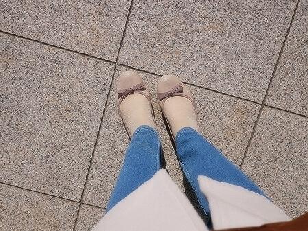 靴下「発熱」するくつした eks ハイソックス ベージュ インナーソックス