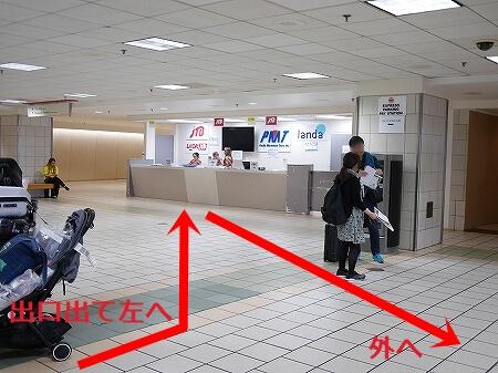 グアム JTB 格安ツアー グアム空港 JTBカウンター