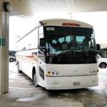 JTB グアム 格安ツアー 空港送迎バス