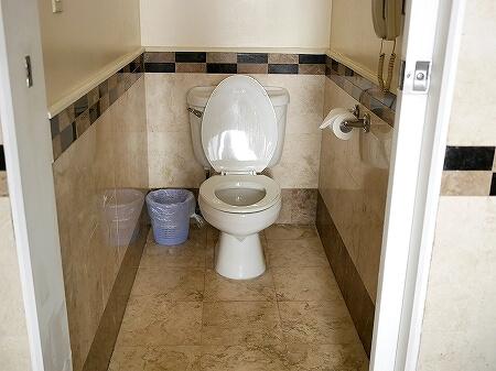 ロイヤルオーキッドグアムホテル Royal Orchid Guam Hotel 宿泊記 部屋 室内 トイレ