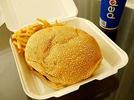 グアム メスクラドス Meskla Dos 1号店 ハンバーガー マガラヒバーガー シェフズバーガー テイクアウト