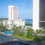 ロイヤルオーキッドグアムホテル Royal Orchid Guam Hotel 宿泊記 部屋 室内 眺め 景色