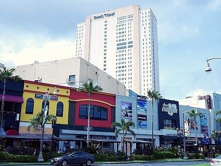 デュシタニ グアム リゾート ホテル Dusit Thani Guam resort hotel 外観