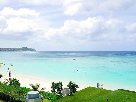 デュシタニ グアム リゾート ホテル Dusit Thani Guam resort hotel ロビーラウンジ Lobby Lounge ビーチ