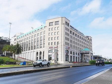 ロイヤルオーキッドグアムホテル Royal Orchid Guam Hotel 外観 宿泊記