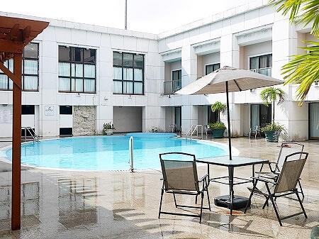 ロイヤルオーキッドグアムホテル Royal Orchid Guam Hotel 宿泊記 ジム プール 行き方