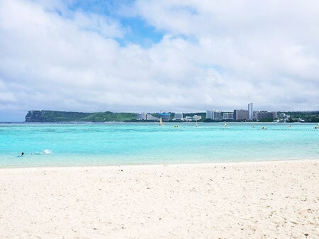 Ypao Beach グアム イパオビーチ 海