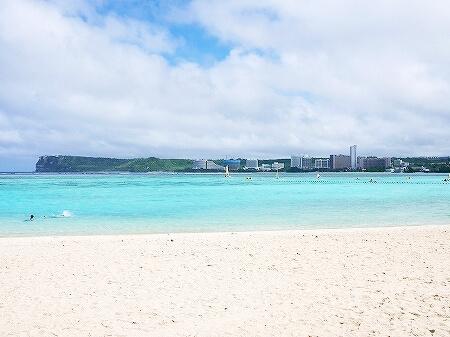 Ypao Beach グアム イパオビーチ 海