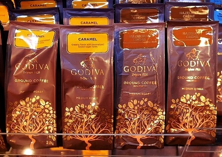 ゴディバ コーヒー グアム