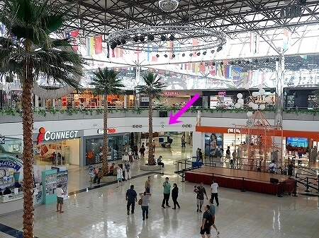 グアム マイクロネシアモール ショッピングモール
