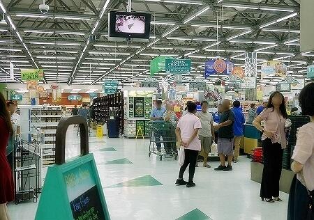 グアム マイクロネシアモール ペイレススーパーマーケット 行き方 場所