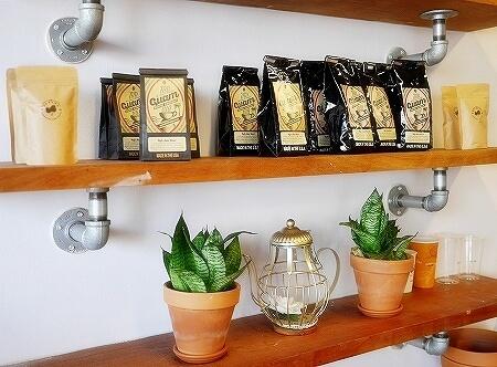 グアム Cafe Gudcha おすすめカフェ コーヒー豆 お土産