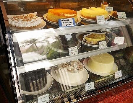 グアム PROA 人気レストラン プロア ケーキ