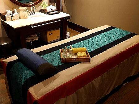 グアム アンサナスパ シェラトン ラグーナ グアム リゾートホテル ANGSANA SPA 個室 トリートメントルーム