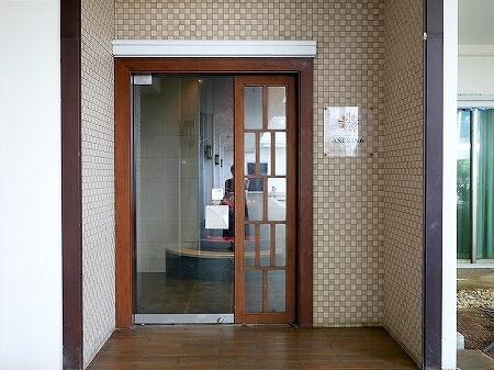 グアム アンサナスパ シェラトン ラグーナ グアム リゾートホテル ANGSANA SPA 入り口