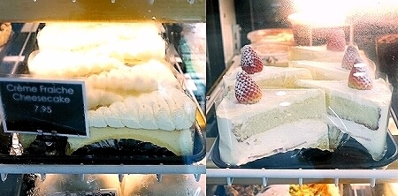 グアム カップ&ソーサー Cup & Saucer Bakery & Crepe Cafe ケーキ