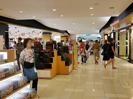 グアム国際空港 出国後 免税店 お店