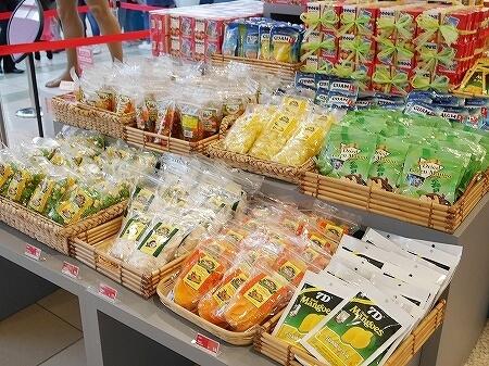 グアム国際空港 出国後 免税店 お店 クッキー お菓子 お土産