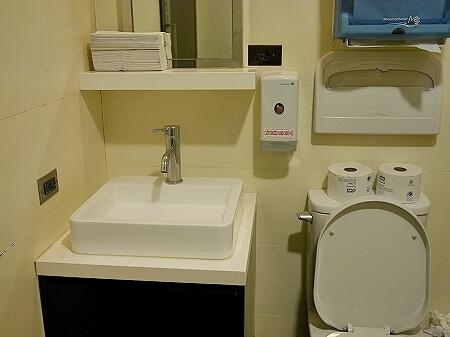 プライオリティパス グアム空港 サガンビスタラウンジ  トイレ シャワールーム