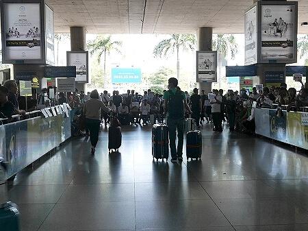ベトナム ホーチミン空港 タクシー 乗り方 ビナサン マイリン