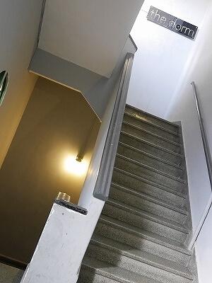 ベトナム ホーチミン ザ ドーム サイゴン The Dorm Saigon 外観 入り口 場所 行き方 階段 Stairs