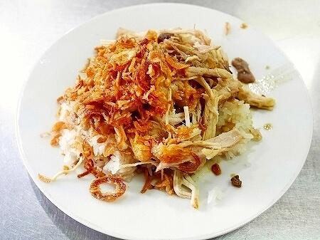 ベトナム ホーチミン ソイガーナンバーワン Xôi Gà Number One 鶏おこわ